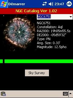 LOGICIELS ASTRONOMIE T_N6751