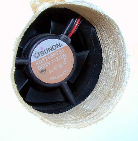 Extracteur d air chaud takit s pour pc portable - Extracteur d air chaud ...
