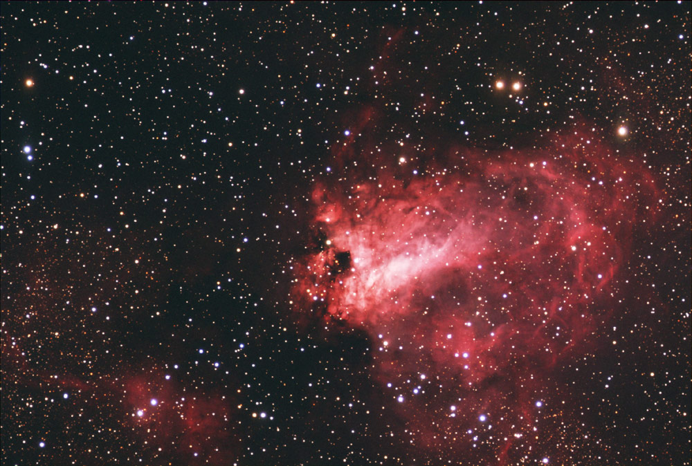 omega nebula nasa - photo #11