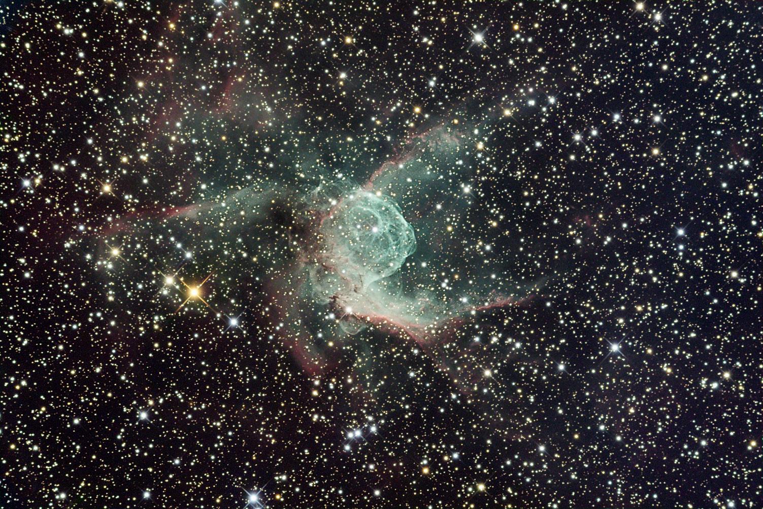 NGC 2359 - Thor's Helmet