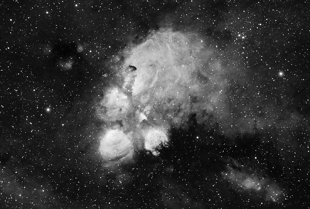 NGC 6334 - The Cat's Paw
