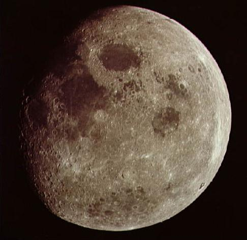 perdus sur la lune nasa