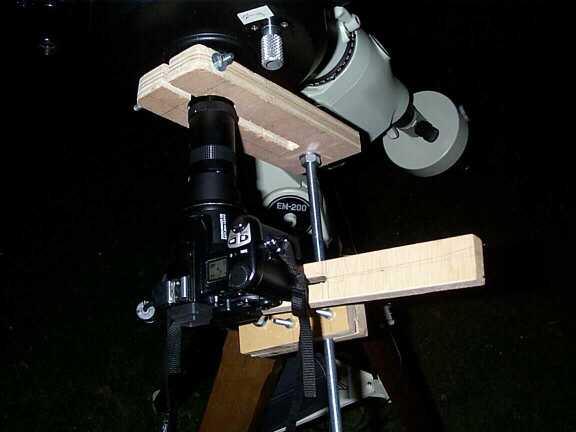 astronomie support apn maison et tlcomande nikon pas. Black Bedroom Furniture Sets. Home Design Ideas