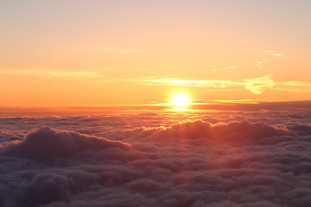 Vos plus belles photos de nuages page 4 forums d - L heure du coucher du soleil aujourd hui ...