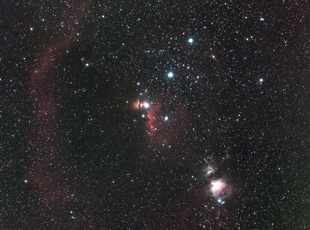 Ciel étoilé - Page 15 Orion_135mmlf4_40x2min_sigma_grad-final2r