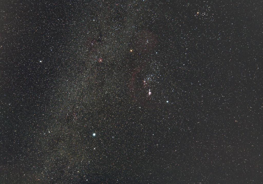 Ciel étoilé - Page 15 Orion_14mm_5x2min-r