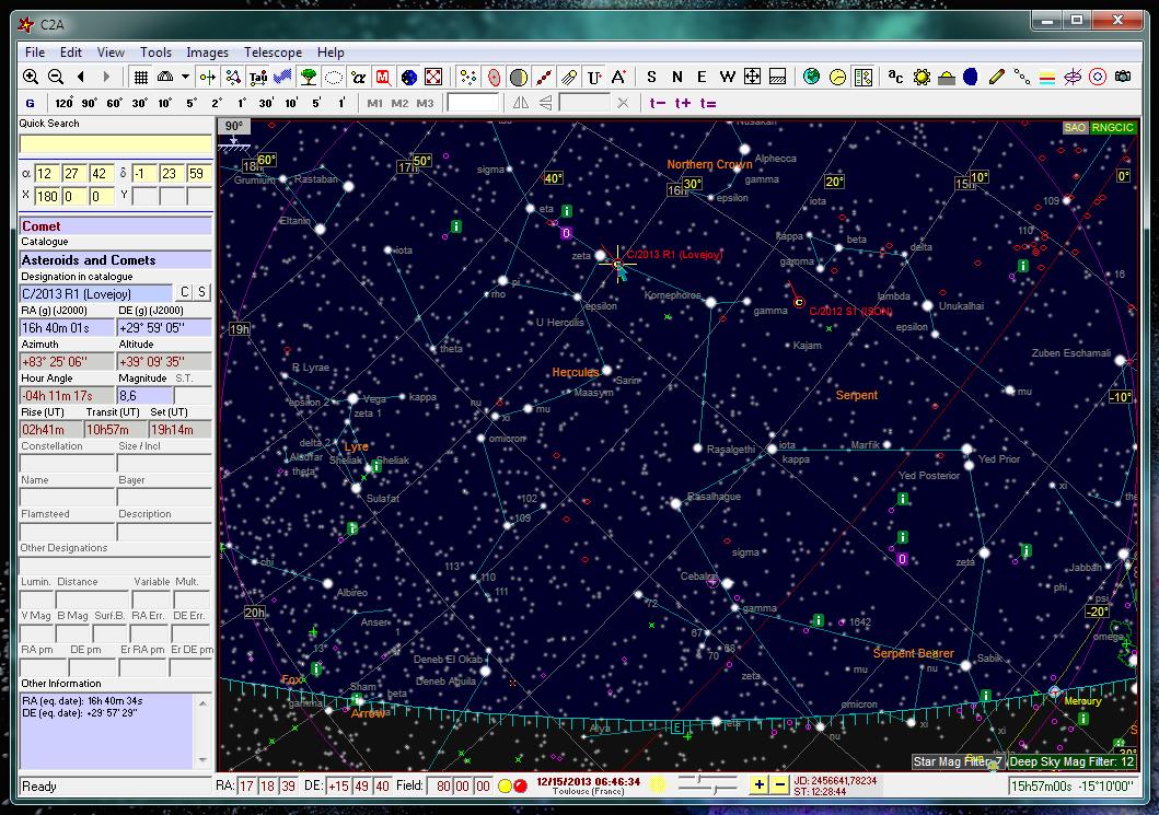 C2A full screenshot