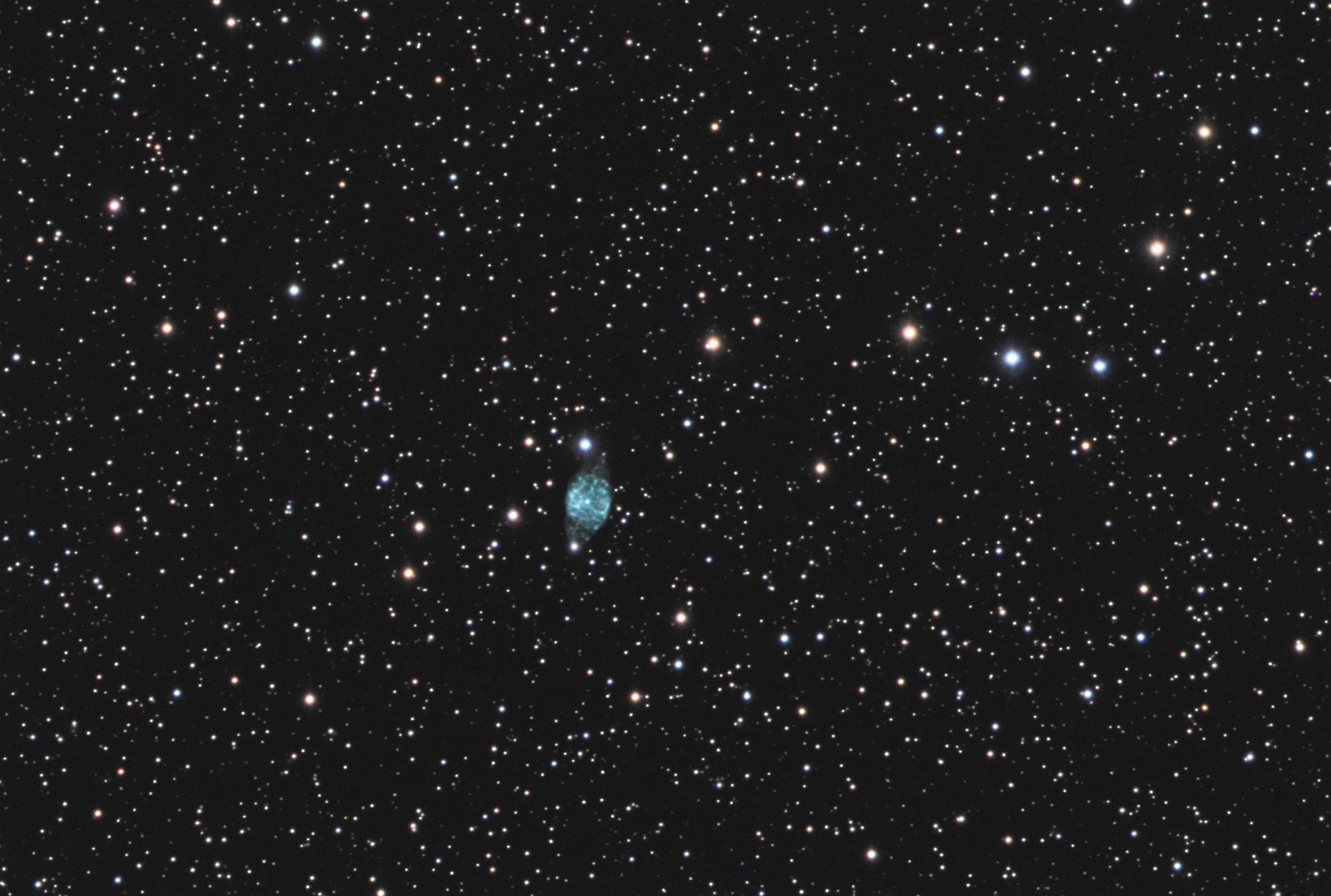 Petites nébuleuses planétaires N6905_c11