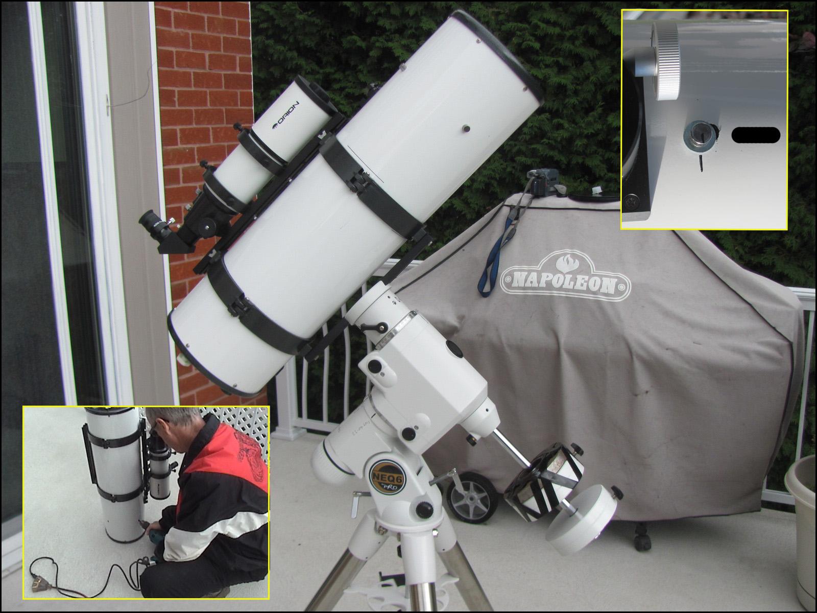 Savez vous que comment fonctionne un t lescope for Miroir pour telescope