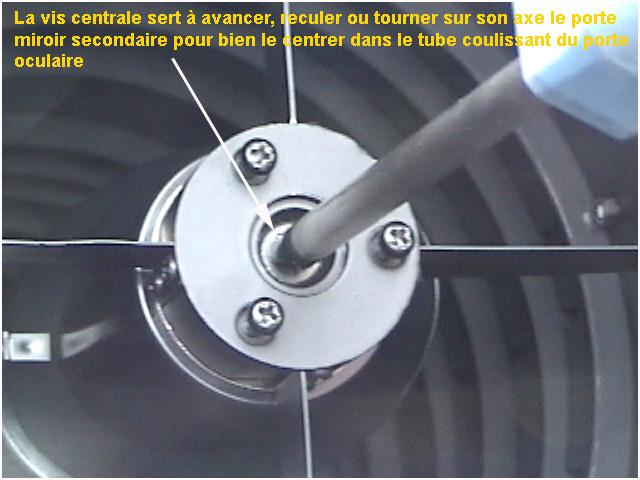 Savez vous que comment fonctionne un t lescope for Miroir parabolique telescope