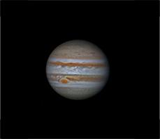 Jupiter et sa GTR