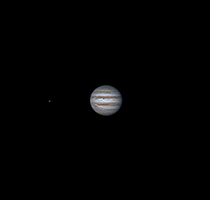 Jupiter et Europa