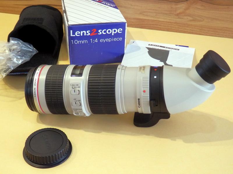lens2scope 10mm neuf longue vue pour obj canon ef eos 80 vds photo achats ventes. Black Bedroom Furniture Sets. Home Design Ideas