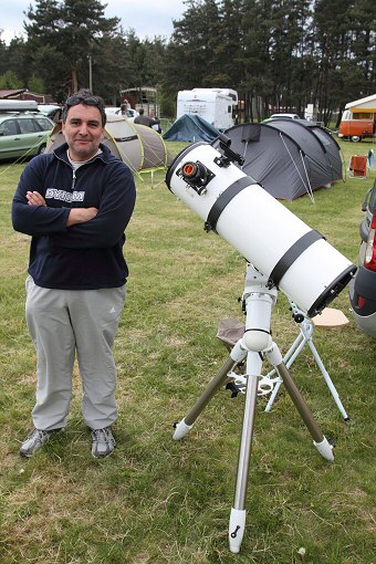Rencontre astronomique de printemps