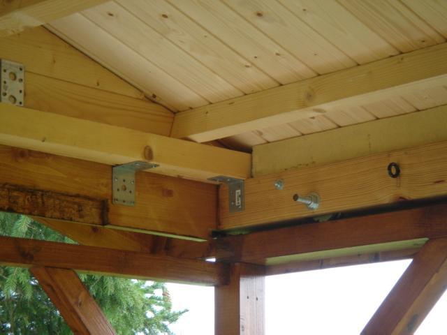 Installation de toiture modifiée md3