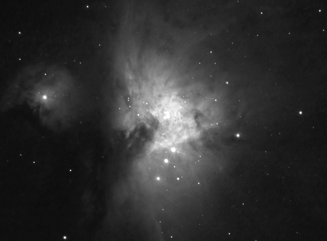 omega nebula 8 inch telescope - HD1053×777