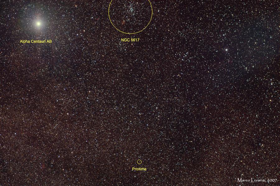 alpha centauri from sun - photo #30