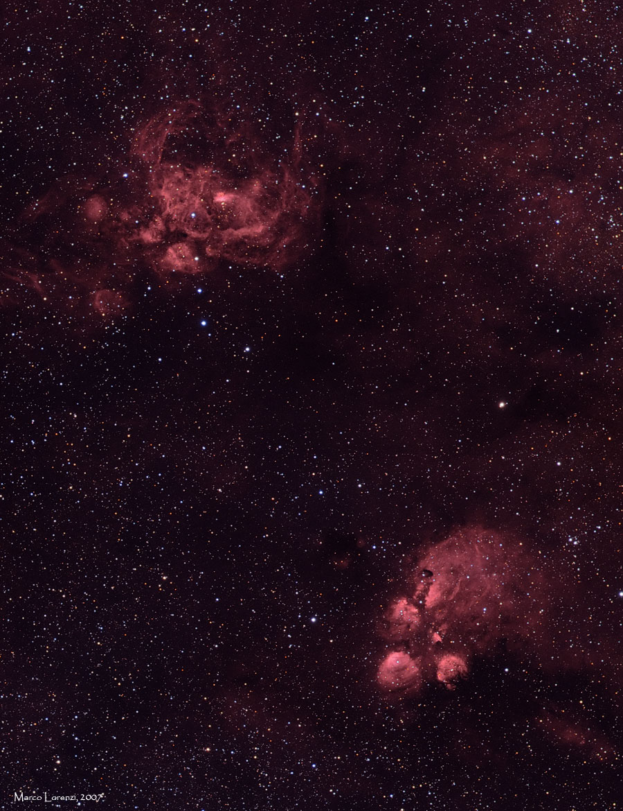 cats paw nebula desktop background - photo #21