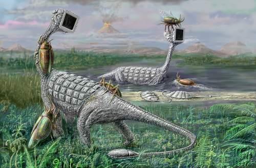 Resultado de imagen de Vida basada en el Silicio