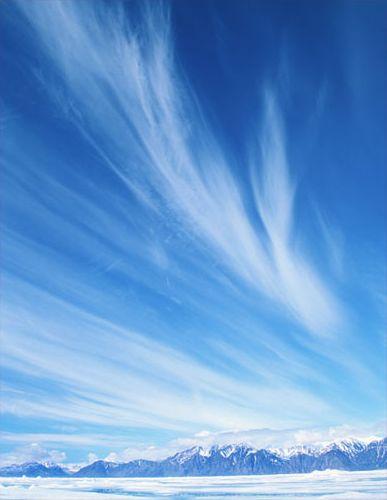 السحب و أنواعها Ci-fib-arctique