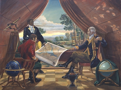 the impact of thomas jefferson on the creation of the american ideal The life and career of thomas jefferson,  died when thomas was  federalist john adams and republican thomas jefferson was a significant event in american.