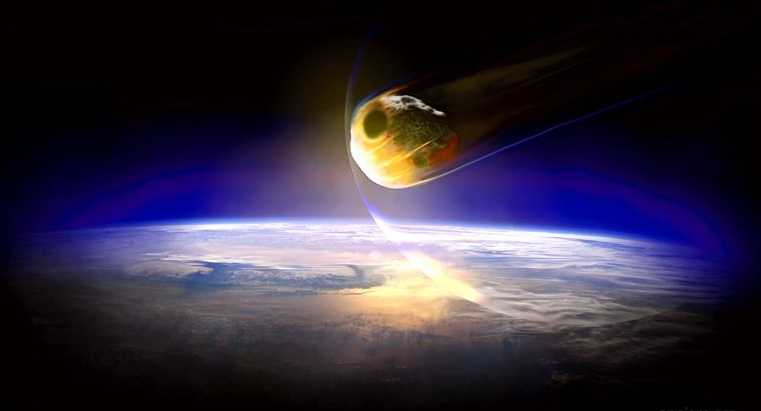 2036 Asteroid Collision with Earth - Pics about space