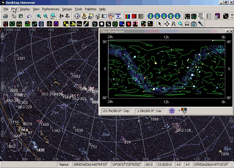 free astronomy software for windows 10