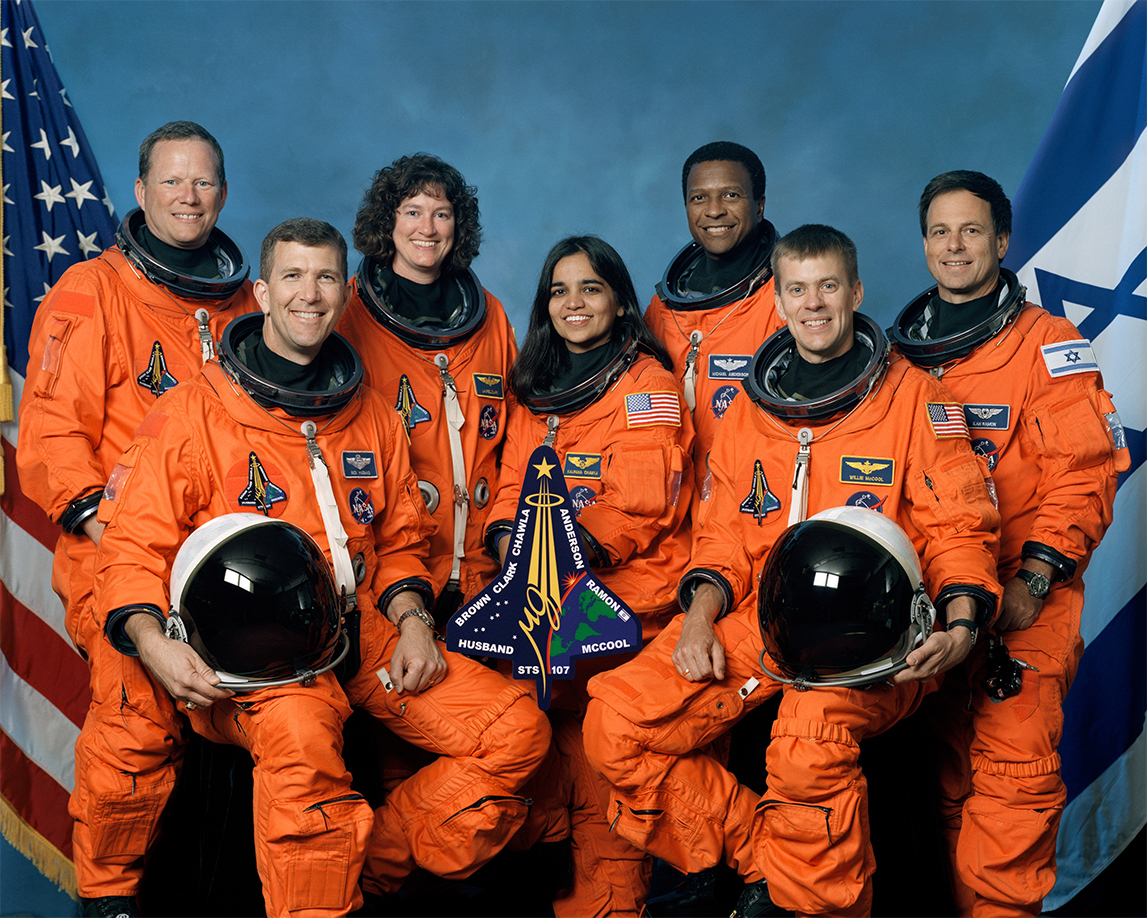 space shuttle columbia disaster start date - photo #34