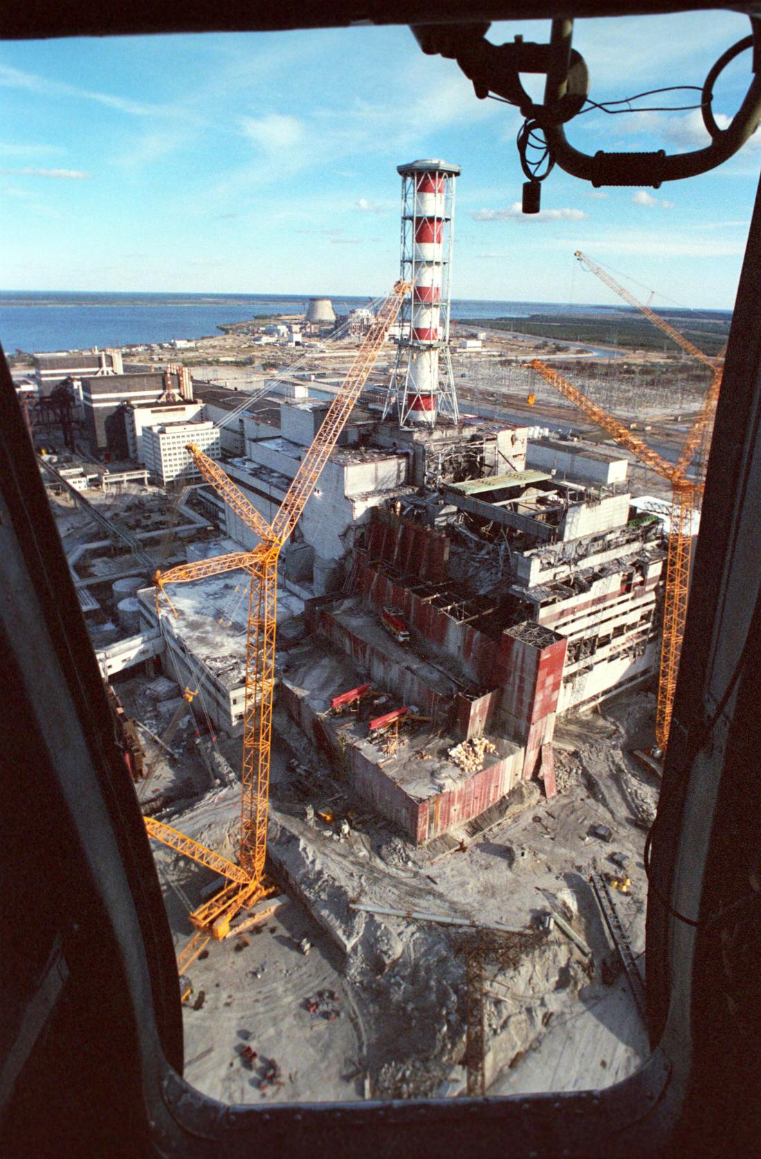 Réacteur de Tchernobyl