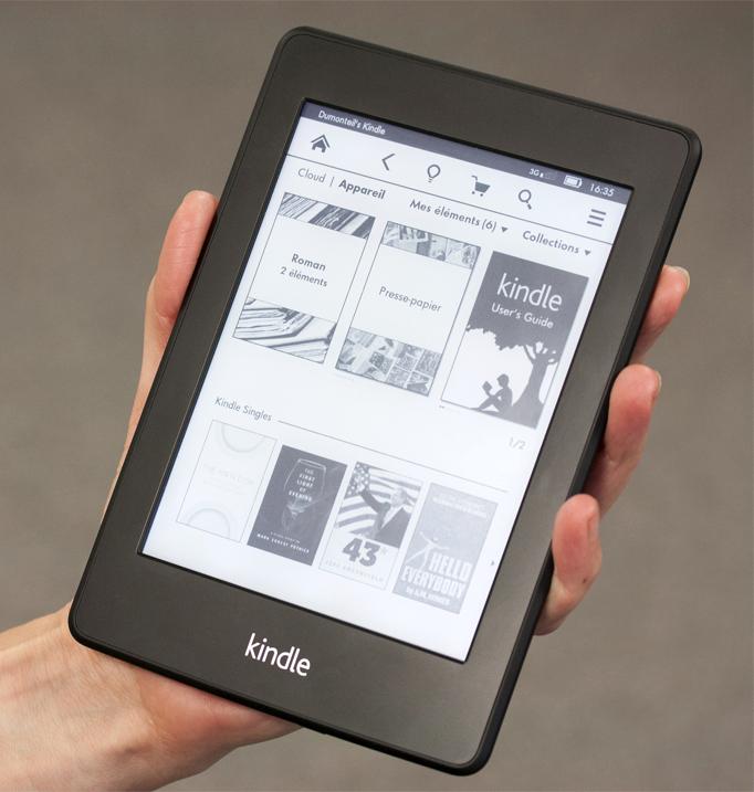 Comment mettre des Ebooks gratuits sur votre <b>Kindle</b> d ...