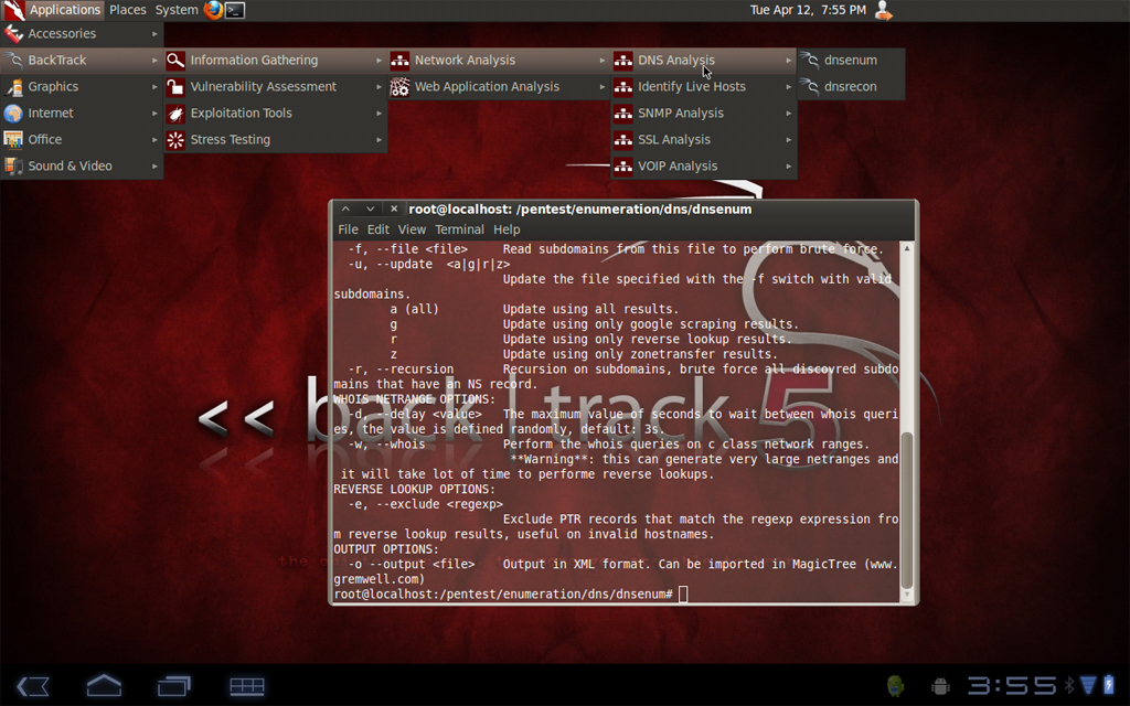network penetration vulnerabilites
