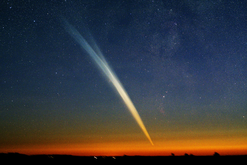 Resultado de imagen de cometa