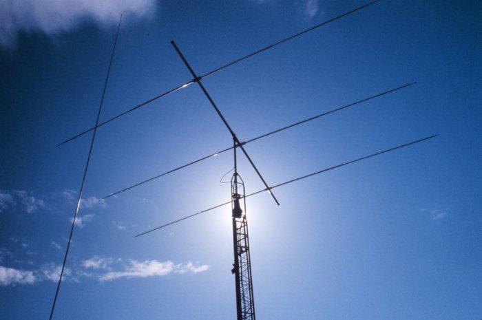 From Long wire to Yagi