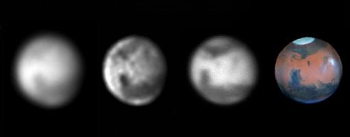 les filtres en astronomie
