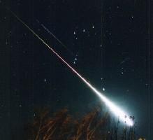 Les m t ores traces lumineuses et anomalies - Meteore et meteorite ...