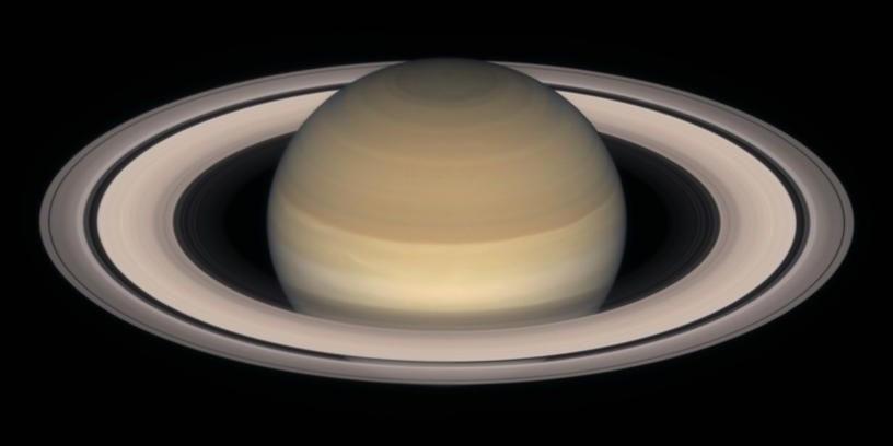 planete anneau