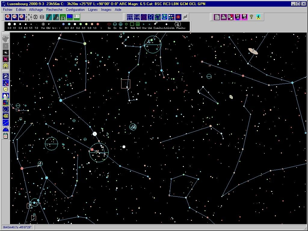 Review of Planetarium programs