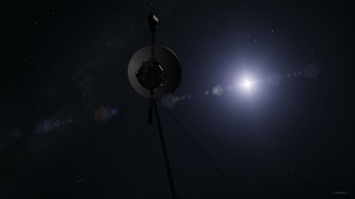 voyager 1 and 2