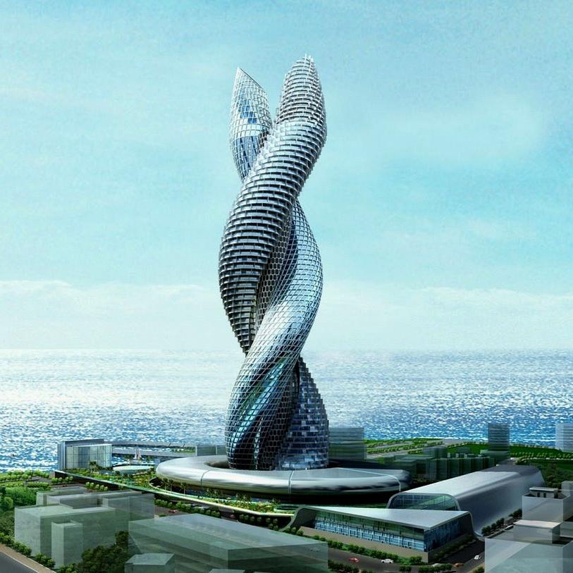 Les technologies du futur for Architecture du futur