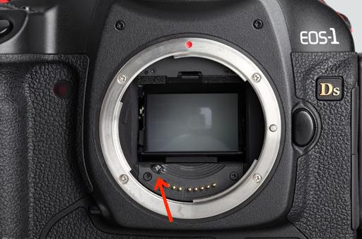 Dommages occasionnés par le Soleil dans la chambre noire d un APN équipé  d un téléobjectif (à gauche un Nikon 40D équipé d un 300mm, à droite un  Canon ... 4b25fdc531eb