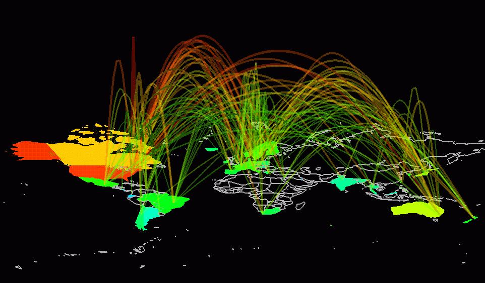 internet trafic