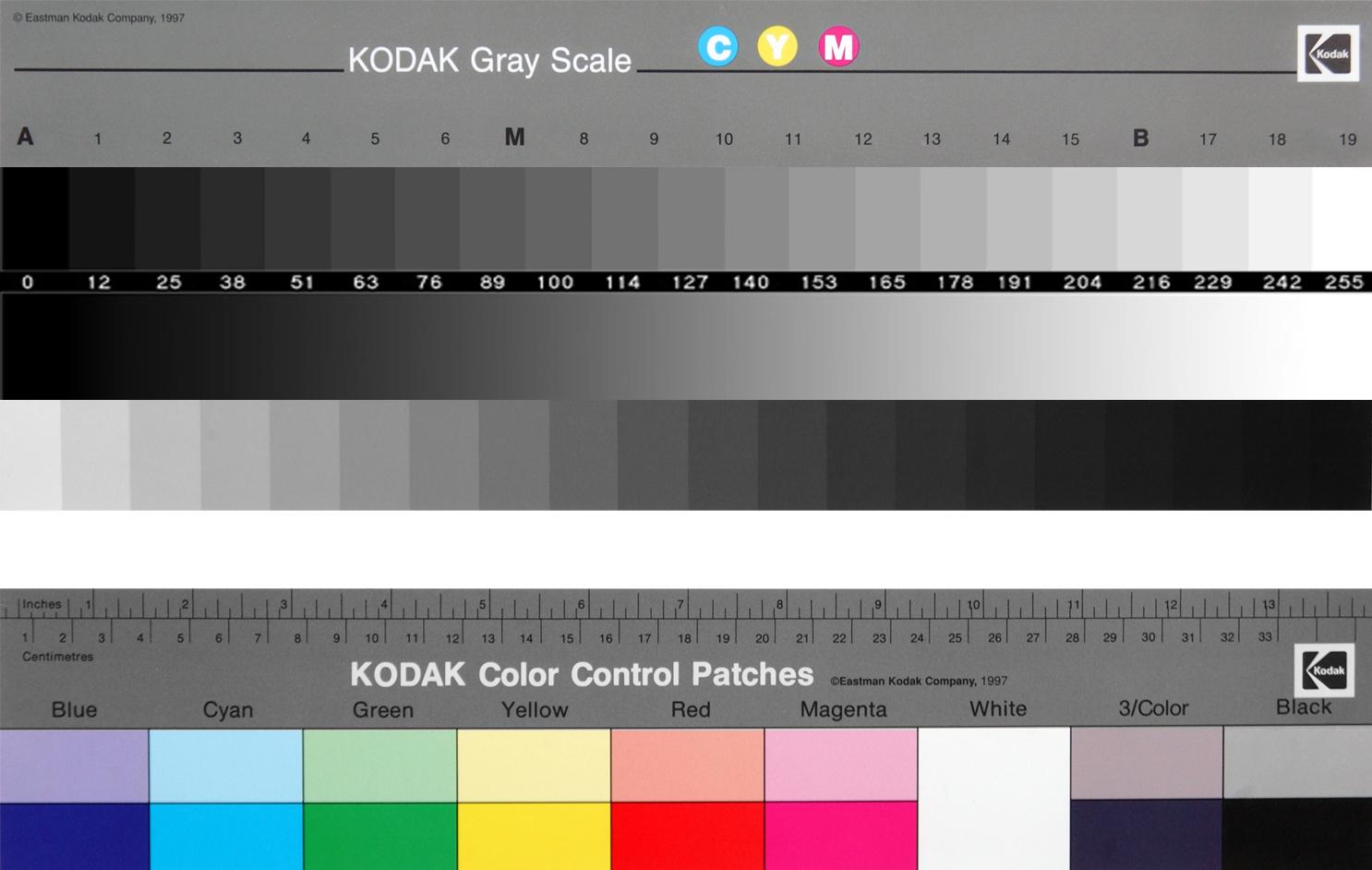 La gestion des couleurs sur ordinateur for Test ecran photo