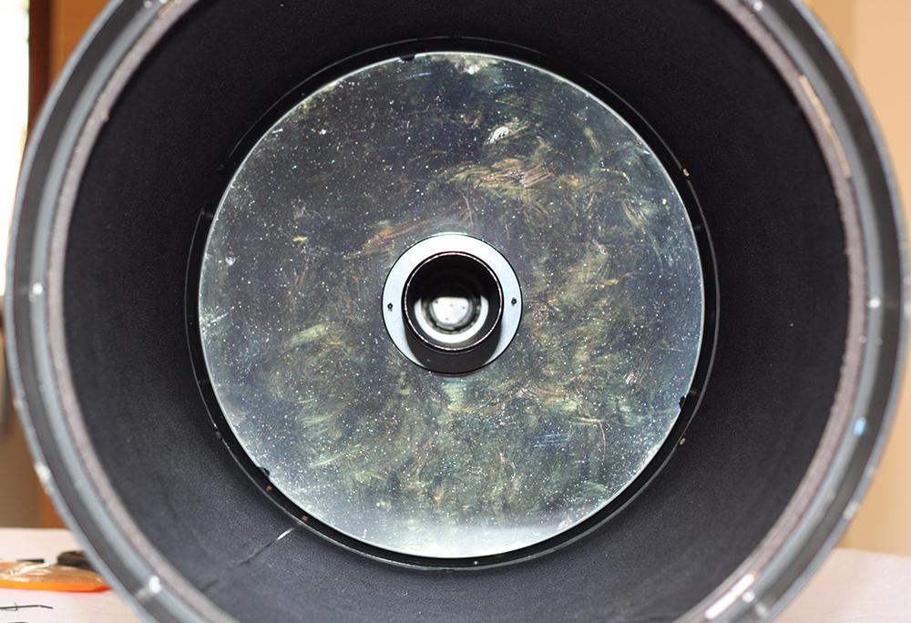 Techniques de fabrication et de traitement des miroirs for Nettoyer miroir telescope