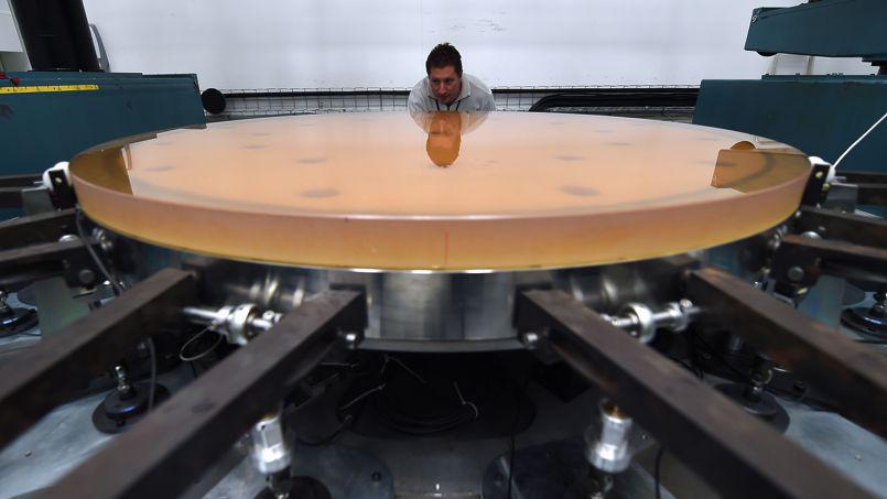 Sp cifications des verres utilis s en astronomie for Miroir pour telescope
