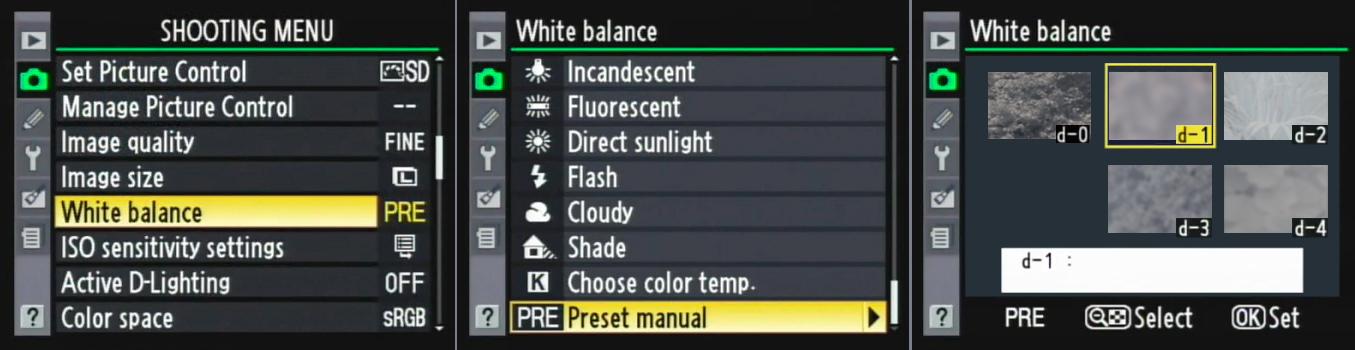 color ir photography rh astrosurf com White Balance Examples White Balance Photography