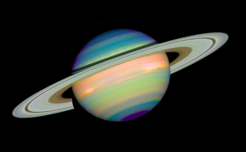 digital images of saturn the planet - photo #46