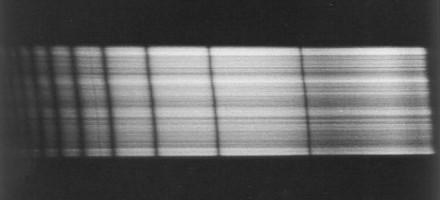 spectrographe dados a fente