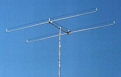 Tri Band Beam Antenna