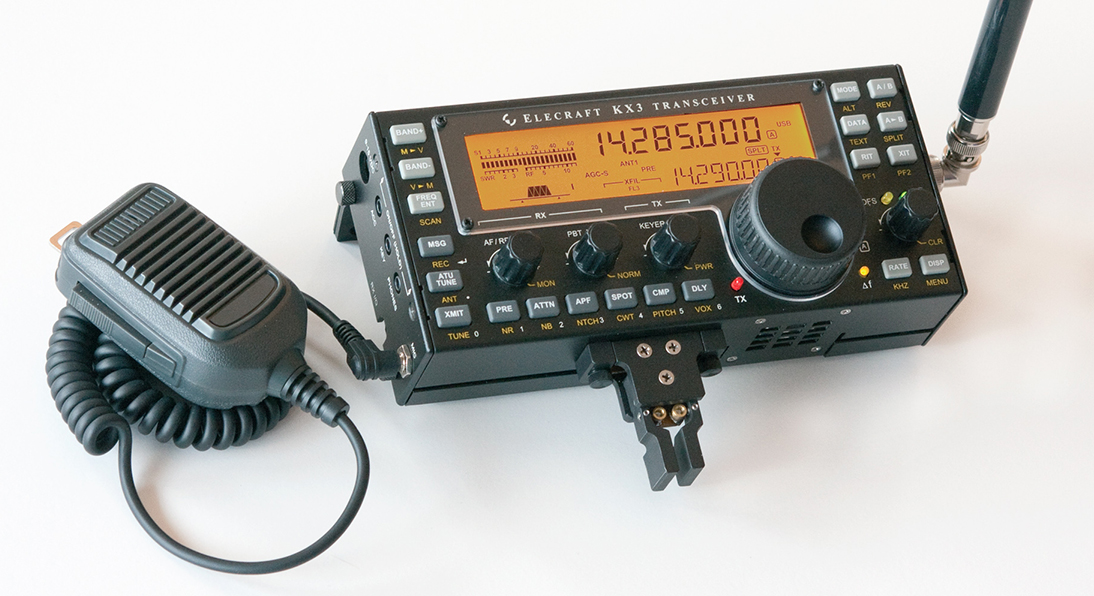 Equipment for portable HF operations