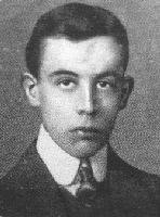 Harold Sidney Bride (assistant radio operator)